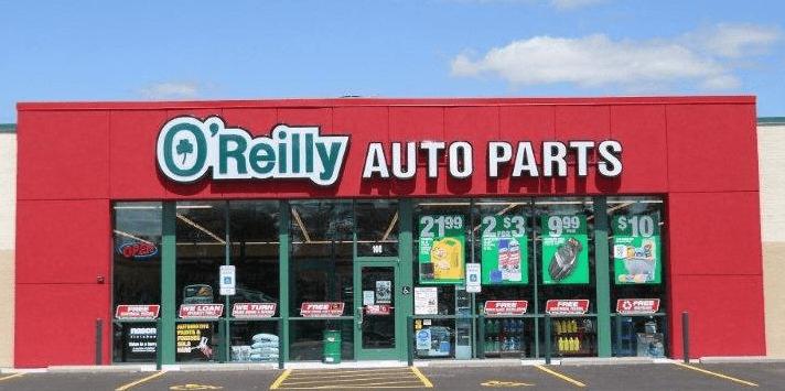 NNN Oreilly Auto Parts