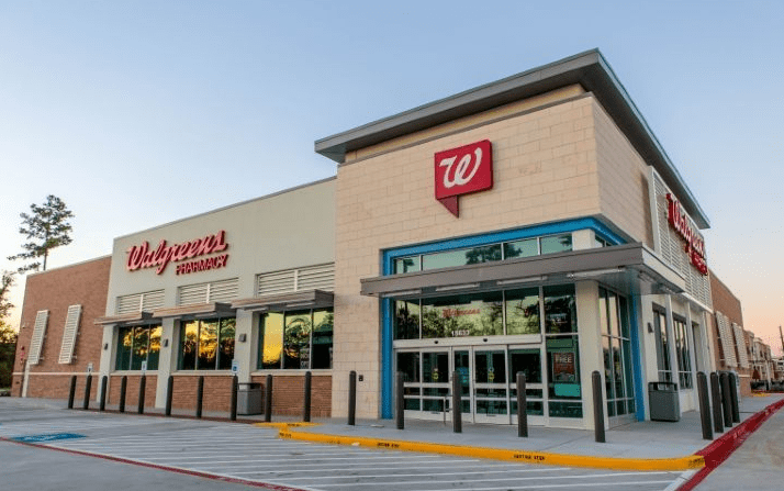 New Construction Walgreens For Sale
