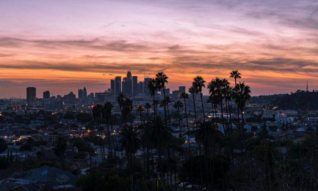 Big City Landscape
